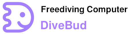 DiveBud freediving computer